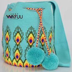 How To Make Handbags, Purses And Handbags, Mochila Crochet, Tapestry Crochet Patterns, Peacock Pattern, Tapestry Bag, Diy Handbag, Knitted Bags, Crochet Accessories