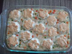 Chicken Biscuit Stew - Amish Recipes Oasis Newsfeatures