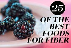 Need some more fiber in your diet? Eat more of these 25 foods.