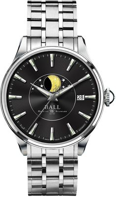 Ball Watch Company Trainmaster Moon Phase Pre-Order #basel-15 #bezel-fixed #bracelet-strap-steel #brand-ball-watch-company #case-depth-14-55mm #case-material-steel #case-width-40mm #date-yes #delivery-timescale-call-us #dial-colour-black #gender-mens #luxury #moon-phase-yes #movement-automatic #new-product-yes #official-stockist-for-ball-watch-company-watches #packaging-ball-watch-company-watch-packaging #pre-order #pre-order-date-30-09-2015 #preorder-september #style-dress…