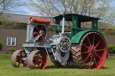 Minneapolis 40-80 Tractor