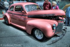 Pink Chevy Coupe#Repin By:Pinterest++ for iPad#