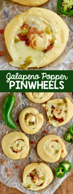 This Jalapeño Popper Pinwheels recipe is the best appetizer to bring to a party! Your guests will love this easy appetizer!