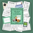 Unit 5 Lesson 25  This packet includes activities for the words to know in Unit 5 Lesson 25 of the first grade Journeys series: city, myself, school...