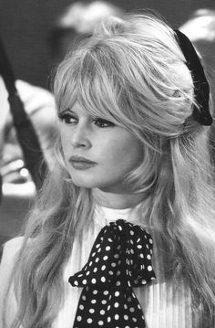 Miss Brigitte Bardot: Photo