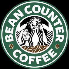 Part of issue 3 takes place in a Starbucks but of course I cant actually print Starbucks logo in a comic. So @twogargs suggested coffee-house names and Bean Counter appealed to me the most! There are of course several coffee houses named Bean Counter including one in Williams Lake. Want a vaguely-copyright-infringing logo for your merch? hmu! #logo #beancounter #coffeeshop #parody #mermaid #myart Williams Lake, Starbucks Logo, House Names, A Comics, Coffee Shop, Counter, Beans, Mermaid, My Arts