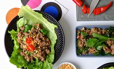 Low Carb San Choy Bow Recipe