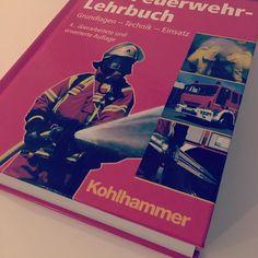 paga30 via Instagram: #kohlhammer#feuerwehr#lehrbuch#red#büffeln#für#den#besten#beruf#learning #kohlhammer#feuerwehr#lehrbuch#red#büffeln#für#den#besten#beruf#learning  Viel Erfolg!
