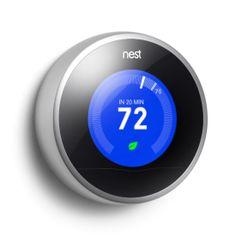 Nest Unveils Slimmer, Smarter Learning Thermostat