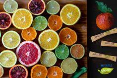 Il 2018 si apre con un boom di casi di influenza quindi forza con la vitamina C! Per rendere più dolci gli agrumi forza anche con Misura Stevia ☺