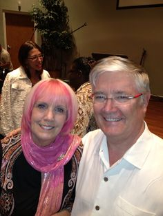"""What an outstanding two days with God's messenger, she calls herself a """"revelator"""", Kat Kerr. Watch for more visits and connection into the heavenly realm."""