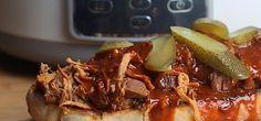 A legjobb Ever Crockpot húzott sertéshús