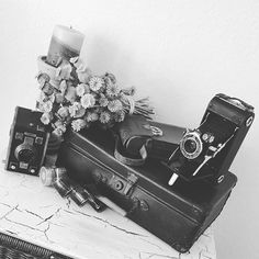 """""""New camera ❤️#photography #photo #photos #pic #pics #picture #pictures #snapshot #art #beautiful #instagood #picoftheday #photooftheday #color #all_shots #exposure #composition #focus #capture #moment #moments #old #camera #blackcatsofinstagram #blackandwhite #blackandwhitephoto"""" by @petervglabbeekfotografie. #capture #pictures #pic #exposure #photos #snapshot #picture #composition #pics #moment #focus #all_shots #color #foto #photograph #fotografia #photographyeveryday #photoart…"""
