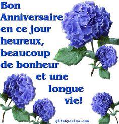 Bon Anniversaire en ce jour heureux... #anniversaire #joyeux_anniversaire #bon_anniversaire