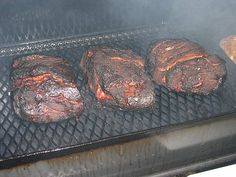 Nothing is better than day long smoked pork...
