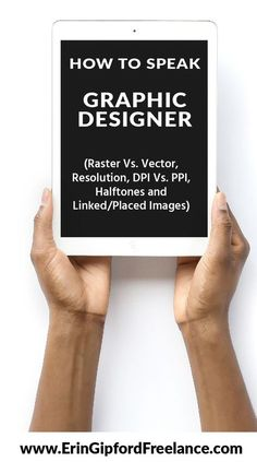 Ever get confused with Graphic Designer terminology? If words like raster, vector, resolution, DPI, PPI, halftones or linked images cause you anxiety? Look no more. Watch my latest video or read the information below and instantly feel enlightened in the topics listed above... #resolution #rasterimage #vectorimage #graphicdesigntutorial #speakdesigner #learngraphicdesign #graphicartist