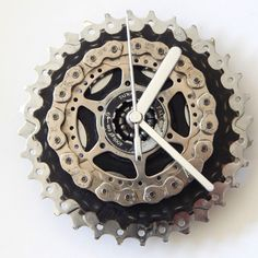 raw bike cassette sprocket clock free eu shipping