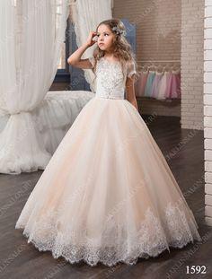 Baby dress model 1592