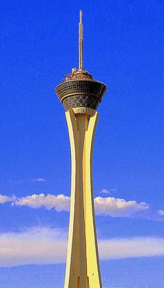 Stratosphere, Las Vegas Nevada  Linda Bauwin Your CARD-iologist  Helping you create cards from the heart