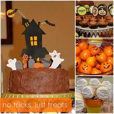 homemade by jill: a very halloween birthday