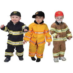 DO NOT #DISTURB! #Junior #Fire #Fighters are at #work. One of best #halloween #dress for #kids. Find out more at http://wallao.com