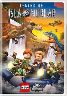 Set in 2012, newly hired animal behaviorist, Owen Grady, and Assistant Manager of Park Operations, Claire Dearing team up on Isla Nublar to deal with everything the Jurassic World park throws their way, including runaway dinosaurs, ongoing construction to expand the park, unpredictable tropical weather and an impulsive boss! There is also a mysterious saboteur with surprising ties to the park's past who is on a quest to find a legendary treasure and destroy Jurassic World forever.