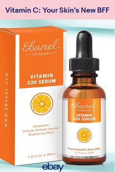 Vitamin C has quickly become a popular skincare ingredient, thanks to its antioxidant and brightening benefits. Its uses include helping to fade dark spots and pigmentation, making it ideal for treating acne scarring. Use it at night after cleansing and before moisturizing and wake up to glowing skin. Find your beauty and skincare faves on eBay.