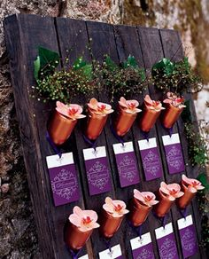 Browse our wedding stationery to find the perfect wedding invitations, save-the-dates, thank you cards, table numbers and more. Purple Wedding, Fall Wedding, Our Wedding, Wedding Ideas, Pottery Barn Look, Wedding Stationery, Wedding Invitations, Riddling Rack, Napa Style