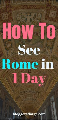 How to See Rome in One Day! The must-sees of Rome. : How to See Rome in One Day! The must-sees of Rome. Cruise Europe, Cruise Travel, Cruise Vacation, Vacations, Must See In Rome, Rome In A Day, Rome Travel, Italy Travel, Italy Trip