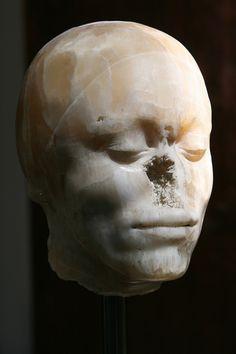 2014, onyx, steel, concrete, 167 x 20 x 20 cm Nicola Samori Paintings Sculptures Plastic arts, visual arts, art