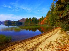 Off on Adventure: Lake Lila and Mount Frederica - William C. Whitney Wilderness, NY - 9/28/14