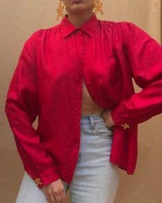 "Suit of Lights Vintage on Instagram: ""slick in silk ✨ * * * #suitoflights #readytowhere #vintageshopping #wfhstyle #womensfashion #90s #moda #allnatural #amsterdamvintage…"""