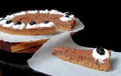 Raaka Schwarzwaldin kakku