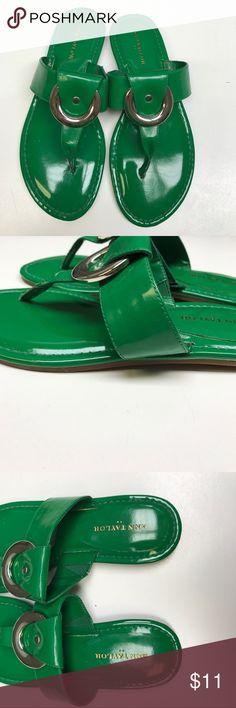 Ann Taylor Shoes Ann Taylor Shoes - Green - size 5 Ann Taylor Shoes Sandals