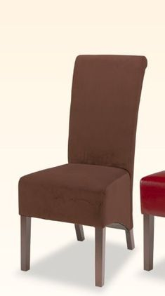 Coaster Rolled Back Parson Dining Chair - http://www.furniturendecor.com/coaster-rolled-back-parson-dining-chair/