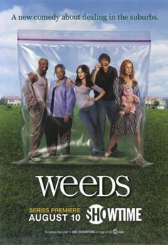 Weeds, favorite show 2nd to The Sopranos, cried a little at both finales.