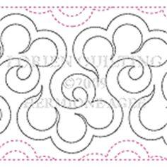 J-Quilts - Latest pantograph designs