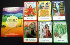 Chakra Wisdom Oracle Cards - Google Search