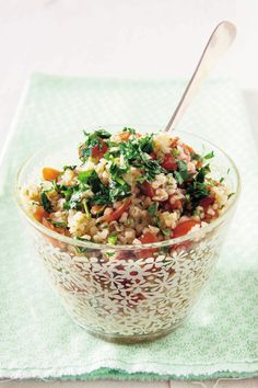Tabbouleh #recipe #cooking #libanese #food