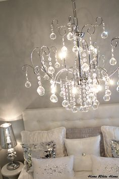 New Chandelier - Home White Home