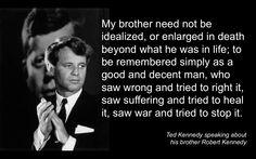Robert Kennedy.