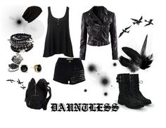 Dauntless outfit