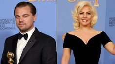 Here's what Leo DiCaprio said about his Golden Globes moment with Lady Gaga