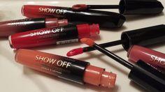Rimmel London Show off lip lacquer review.