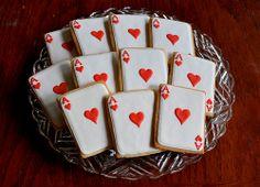 Casino Night Cookies