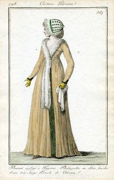 Costume parisien - 17