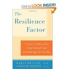 The Resilience Factor: 7 Keys to Finding Your Inner Strength and Overcoming Life's Hurdles Positive Psychology, School Psychology, Psychology Resources, Creative Arts Therapy, Mental Health Counseling, School Social Work, Art Therapy Activities, Inner Strength, School Counselor