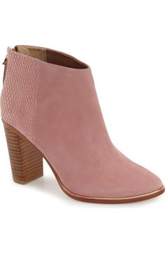 So in love with these rosy-hued booties from Ted Baker!