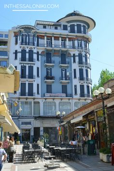 The ultimate city guide about Thessaloniki, Greece. Tourist info, tips & facts, photos and lots more for the city of Thessaloniki! Crete Greece, Macedonia Greece, Tourist Info, Old Greek, Greek Beauty, Greek History, Greek Culture, Acropolis, Street Photo
