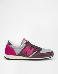 New Balance U420 Blau Pink